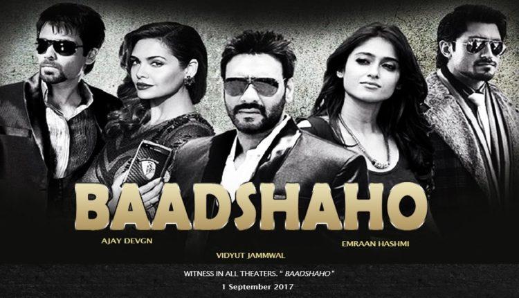 Badshaho Trailer Launched – Star's Emran & Ajay Devgan