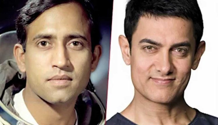 Biopic on astronaut Rakesh Sharma has star co-producer: Aamir Khan
