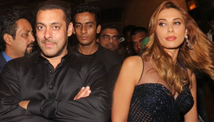 Lulia Celebrated her Birthday with the Bollywood Stars and She got spotted with the Salman khan and his Family