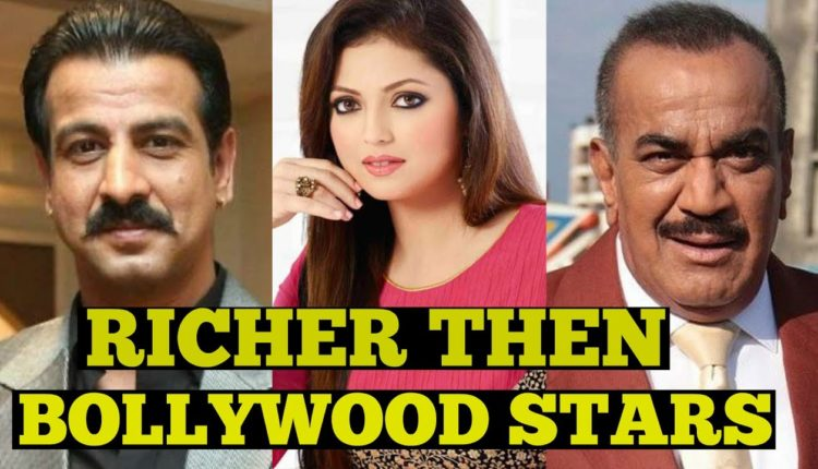 TELEVISION STARS WHO EARN MORE THAN BOLLYWOOD ACTORS PER MONTH