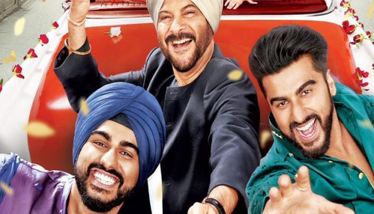 Mubarakan Trailor Out with a bang! -Arjun Kapoor and Anil Kapoor all set to rock !