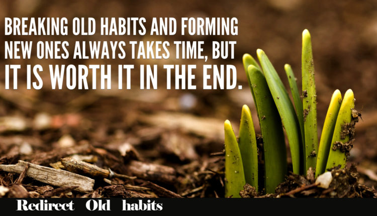 5 tips to break bad habits