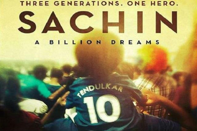 Five Amazing Facts About Sachin : A Billion Dreams