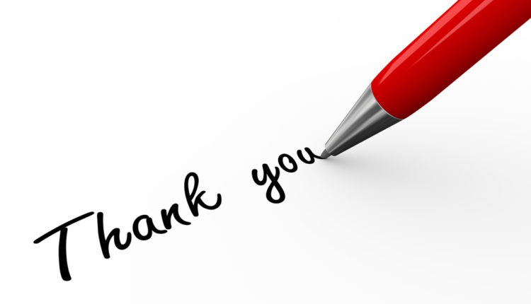 Thanks You :Makes Our Life Better