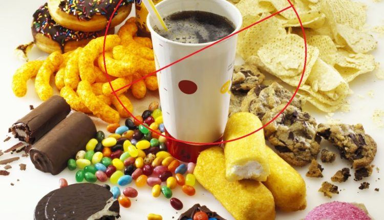 Junk Food unhealthy for you