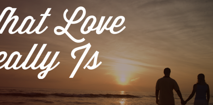 Our fancies are not even close to what 'Love' really is