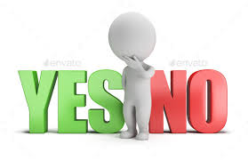 Learn to say – NO !!!