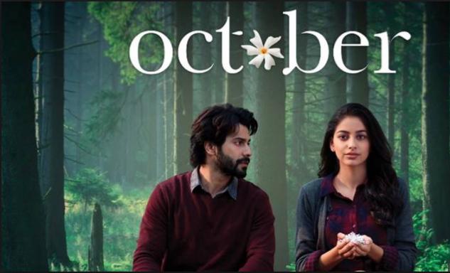 October- A Varun Dhawan Movie !!