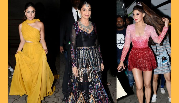 Find Out Kareena, Madhuri, Jacqueline at the Miss India 2018 Show