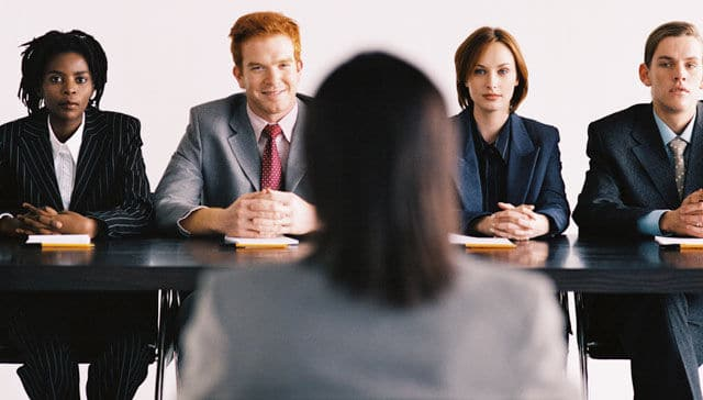 What is been expected during an interview?