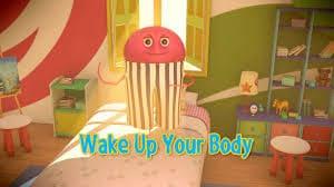 WAKE UP -SHAKE YOUR BODY
