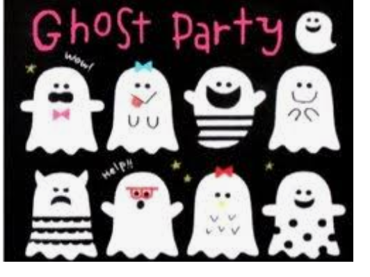 Day of ghost party