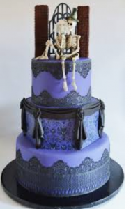 हड्डियों का केक