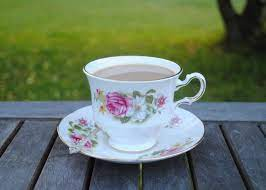 A Cup of Morning Tea